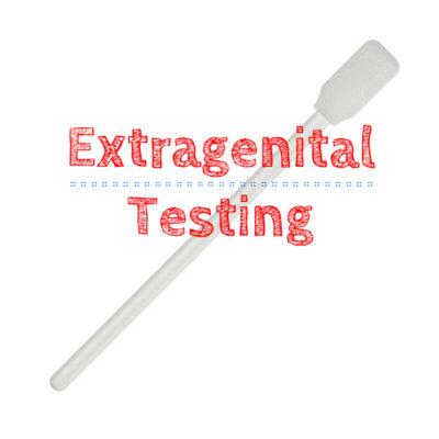 Extragenital Testing   NCSD
