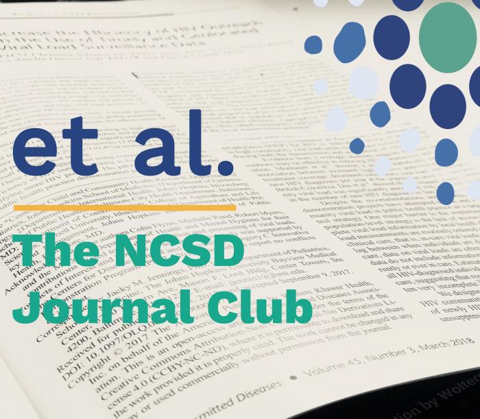Et Al : The NCSD Journal Club Blog- STDs and the Juvenile