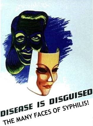 The Great Masquerade Unveiling The Deceit Of Syphilis Ncsd